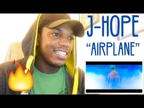j-hope 'Airplane' MV REACTION