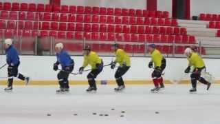 Как сборная Украины по хоккею готовится к ЧМ-2014(Сборная Украины готовится к чемпионату мира. Команда несколько дней провела в Киеве, после чего отправилас..., 2014-04-07T16:42:32.000Z)