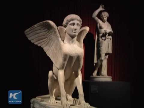 """The body in ancient Greek art"" exhibition in London"
