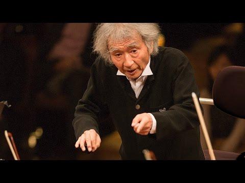 Beethoven: Choral Fantasy / Ozawa · Berliner Philharmoniker