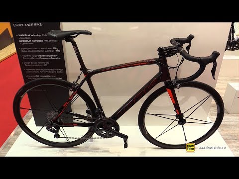 7ac8186130a 2017 Look 765 HM Road Bike with Carboflax Technology - Walkaround - 2016  Eurobike