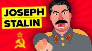 Terrifying Story Of Joseph Stalin's Rise to Power
