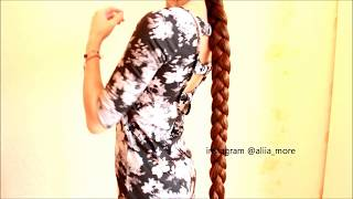 Extremely Long Hair - My very long hair# 13