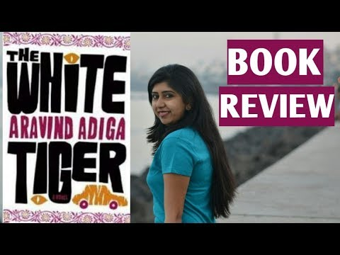 'The White Tiger' By Aravind Adiga Book Review|| Booker Prize Winner 2008