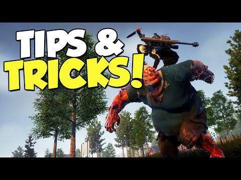 State of Decay 2 Tips & Tricks! Workbench, Weapon Mods and more!