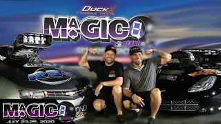 KTR Stevie Fast & Marcus Birt Dominate Magic 8 2020