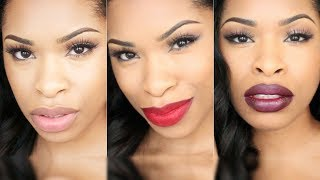 My Perfect Winter Lips | DIY Lip Scrub & Tutorial Thumbnail