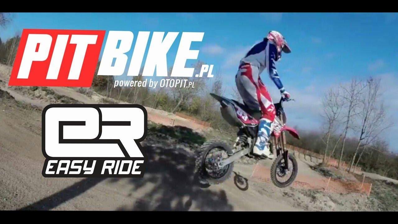 Pit Bike 150 Ycf Sur Circuit Freestyle Dirt Bike Youtube