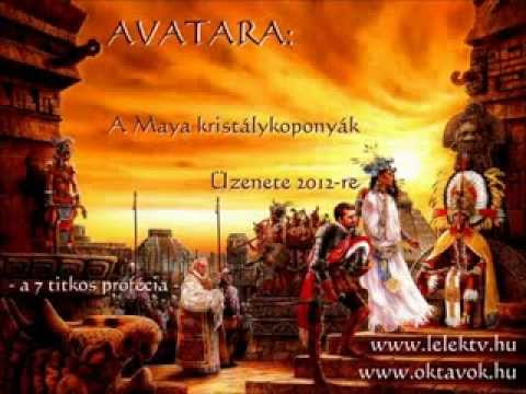 AVATARA Ösrégi Maja Hindu Perzsa Prófécia a Magyarokról - 14' 57