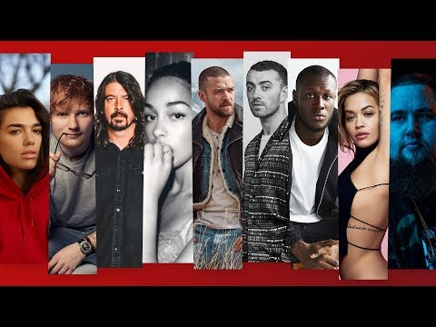 Watch The BRITs Awards 2018 International Live Stream
