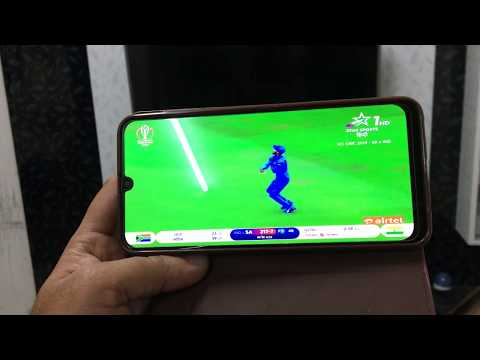 How To Watch Live TV Channels In Mobile By Screen Mirror With TV Turn Off