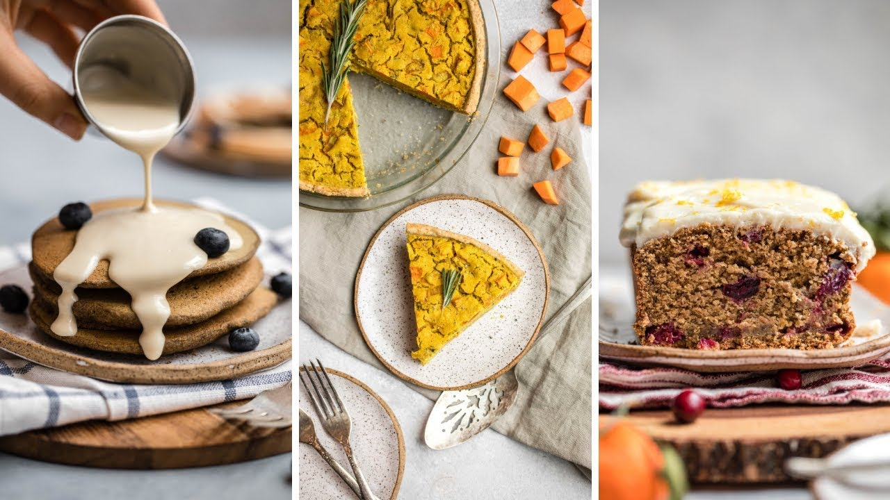 Vegan Holiday Breakfast Ideas (Easy + Healthy)