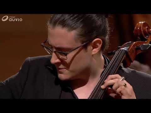 Shostakovich Cello Concerto LIVE Queen Elisabeth Competition final: Santiago Cañón-Valencia