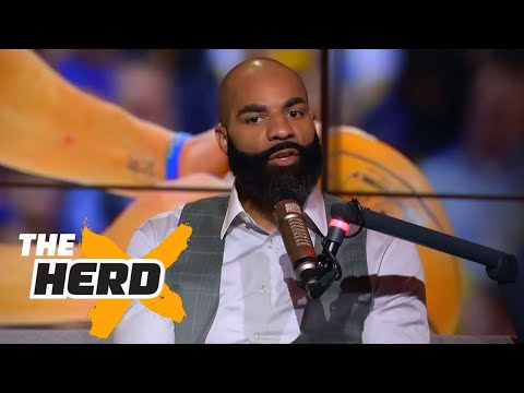 Carlos Boozer on Curry/Durant going into 2017 Finals, 18-year-old LeBron | THE HERD (FULL INTERVIEW)