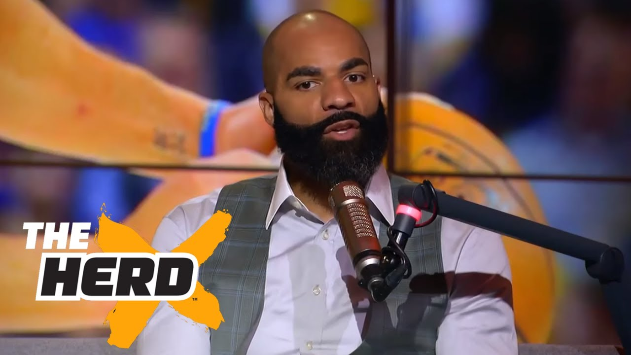 Carlos Boozer on Curry Durant going into 2017 Finals 18 year old