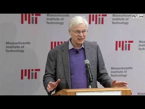 Bengt Holmström wins Nobel Prize in Economic Sciences (full press conference)