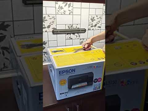 Epson L3150 with WiFi (C11CG86409)