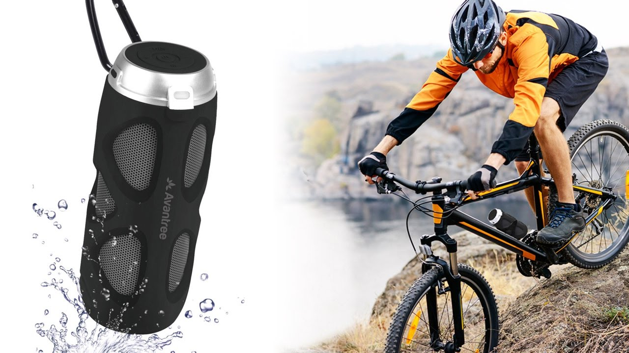 Avantree How To Bluetooth Speaker For Bike Mount To