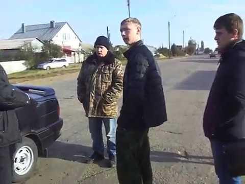 ДТП город Котово ул.Мира 25.10.2016 год. 14.30 час.