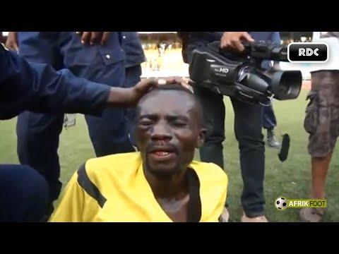 Kibice skatowali sędziego w Afryce