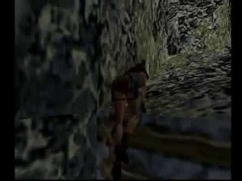 Tomb Raider II (PS1) Gameplay