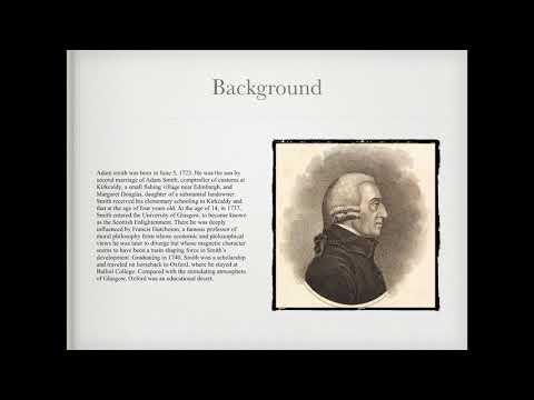 Adam Smith Documentary