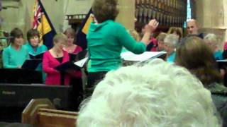 Nowhere Man by Lennon/McCartney performed by Rococo Community Choir