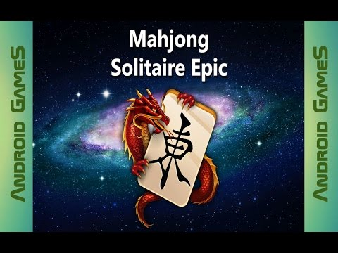 Mahjong Solitaire Epic Preview HD 720p