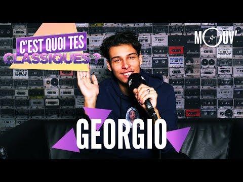 Youtube: GEORGIO: C'est quoi tes classiques?