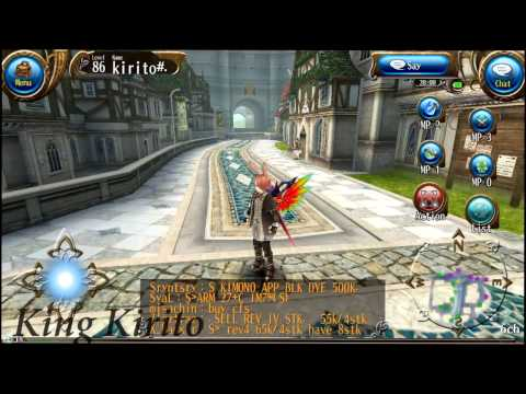 Toram online how to get spina fast