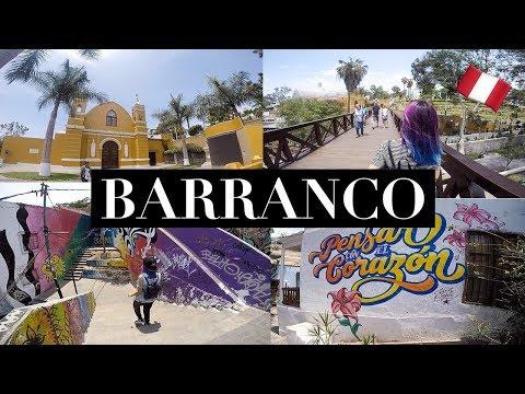 Travel Blog - Visitando Barranco (Lima, Peru)