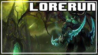 World of Warcraft Lorerun 14: Nagrand Alliance