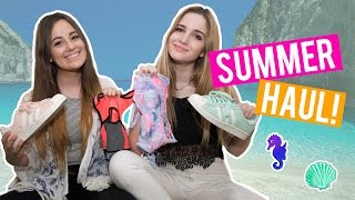 Summer Haul | Victoria's Secret, Hollister, Adidas, Topshop etc | Alarah