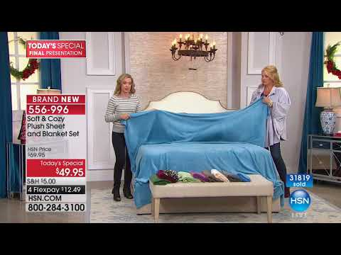HSN | Soft & Cozy Gifts Under $50 11.13.2017 - 09 PM
