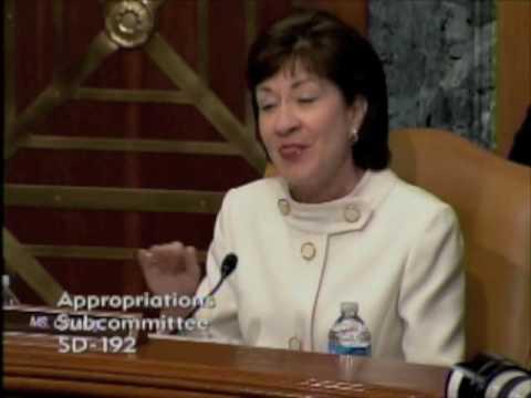 Senator Collins questions Postal Service plan