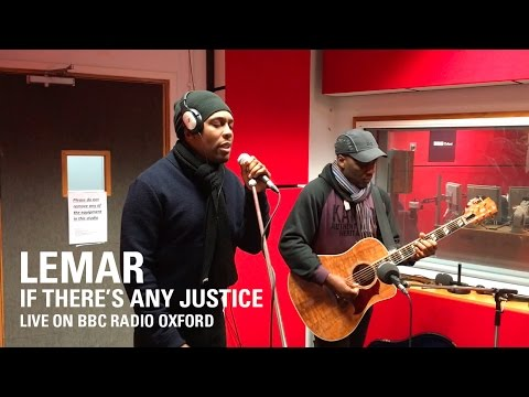 Lemar | If There's Any Justice (Live on BBC Radio Oxford)
