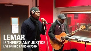 Lemar If There S Any Justice Live On BBC Radio Oxford