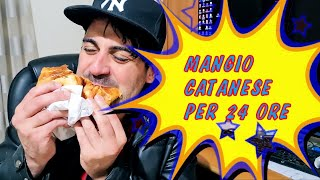 MANGIO CATANESE PER 24 ORE - eat sicilian food x 24h