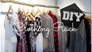 Diy Clothing Rack | Fashionbygege
