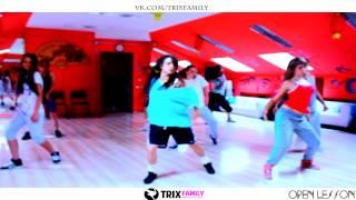 Открытый урок уличных танцев с Trix Family
