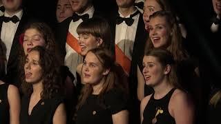 Studinekoret Sirenene, Mannskoret Arme Riddere- Carol of the Bells of Notre Dame (Julekonsert 2018)