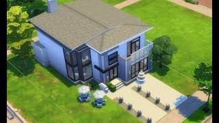 The Sims 4   Modern searches   Speedbuild