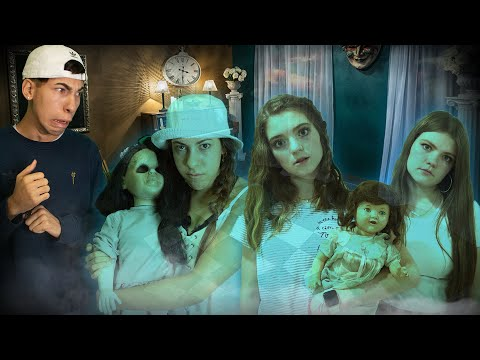 The Girls Went Missing! Searching for Creepy Dolls with That YouTub3 Family I The Adventurers