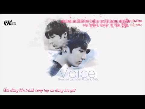 [Creamy Kookies] [Vietsub+Kara] 목소리 (Voice) - Sweden Laundry ft. JungGiGo