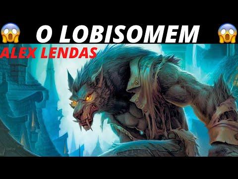 A LENDA DO LOBISOMEM ( versão diferente )