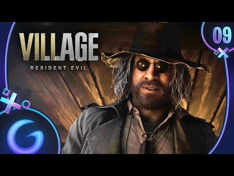 RESIDENT EVIL 8 VILLAGE FR #9 : L'Usine Infernale !