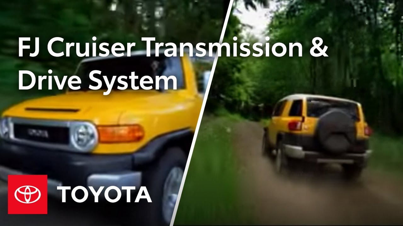 2010 Fj Cruiser How To Automatic Transmission And Drive System 2001 Toyota Tundra Fuse Box