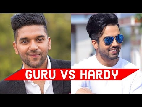 Guru Randhawa Vs Hardy Sandhu Songs: Battle Of Voice I Which Singer Is Better?  ( Punjabi Songs )