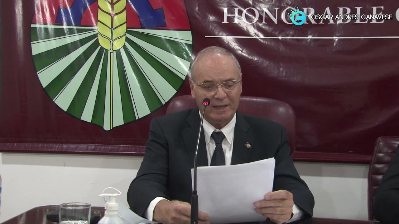 Sesiones Ordinarias 2021 del Concejo Municipal