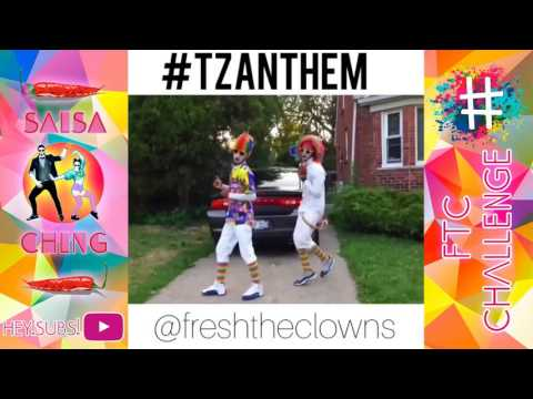 Top 10 TZ Anthem Challenge - Juju On Dat Beat:...